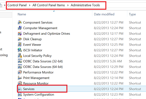 Permissions required for successful upgrade of Windows server